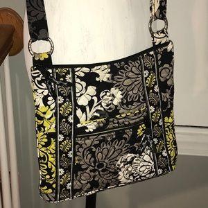 Vera Bradley Baroque Hipster Bag